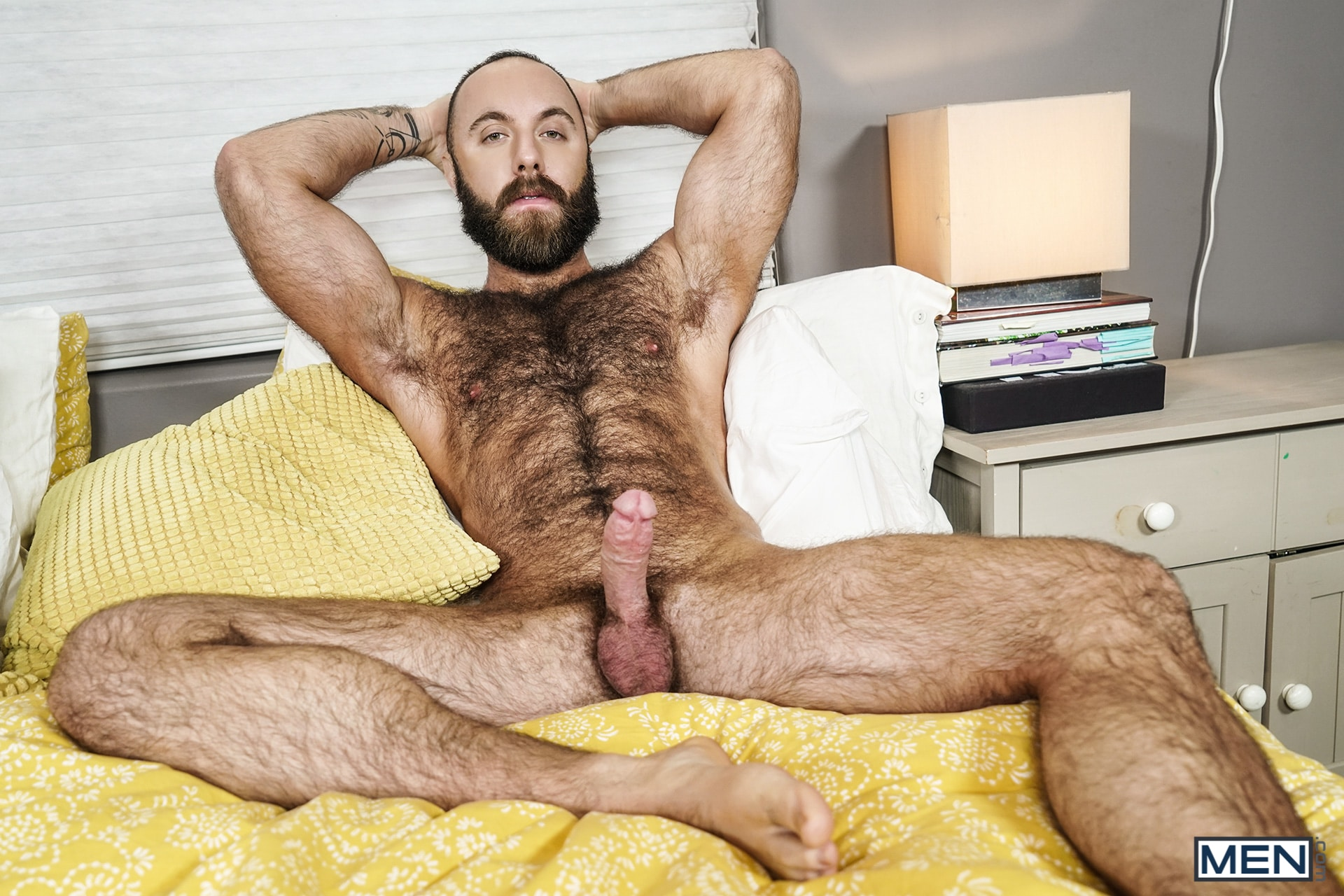Sexy men muscle hairy naked pics